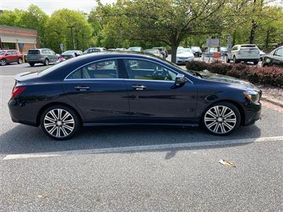 2018 Mercedes-Benz CLA Coupe lease in TEANECK,NJ - Swapalease.com