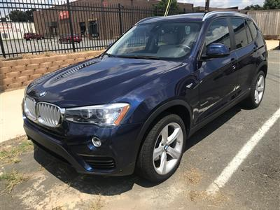 2017 BMW X3 lease in Charlotte ,NC - Swapalease.com