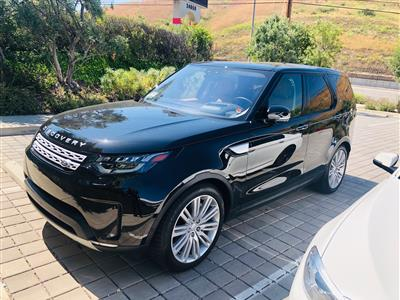 2018 Land Rover Discovery lease in Calabasas,CA - Swapalease.com