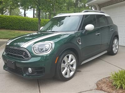 2019 MINI Countryman lease in Charlotte,NC - Swapalease.com