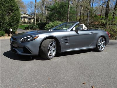 2018 Mercedes-Benz SL Roadster lease in Dix Hills,NY - Swapalease.com