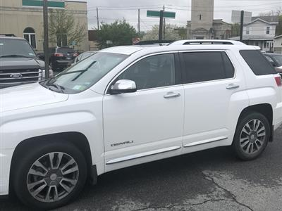 2017 GMC Terrain lease in Middletown,NY - Swapalease.com