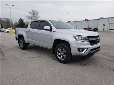 2017 Chevrolet Colorado lease in FORT WAYNE,IN - Swapalease.com