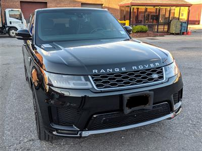 2018 Land Rover Range Rover Sport lease in New York,NY - Swapalease.com