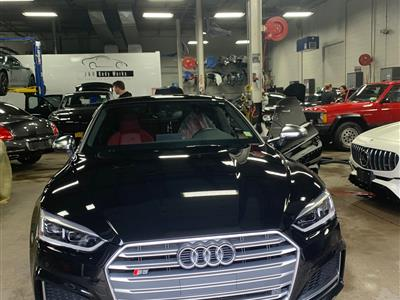 2018 Audi S5 Coupe lease in Fairfield,CT - Swapalease.com