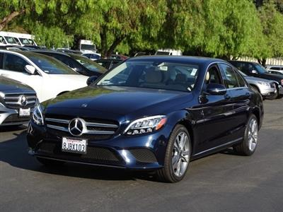 2019 Mercedes-Benz C-Class lease in Pleasanton,CA - Swapalease.com