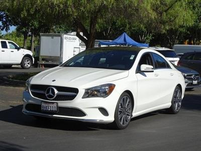 2019 Mercedes-Benz CLA Coupe lease in Pleasanton,CA - Swapalease.com