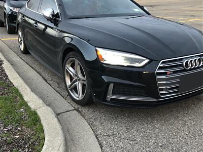 2018 Audi S5 Sportback lease in Sterling Heights,MI - Swapalease.com