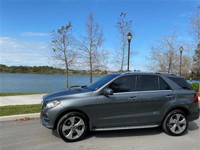 2017 Mercedes-Benz GLE-Class lease in Boca Raton,FL - Swapalease.com