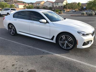 2019 BMW 7 Series lease in Henderson,NV - Swapalease.com