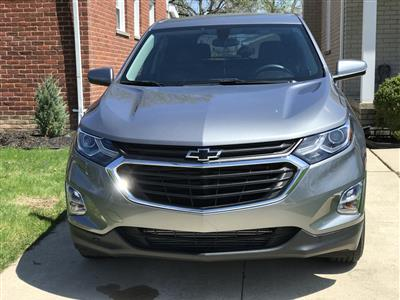 2018 Chevrolet Equinox lease in Southgate,MI - Swapalease.com