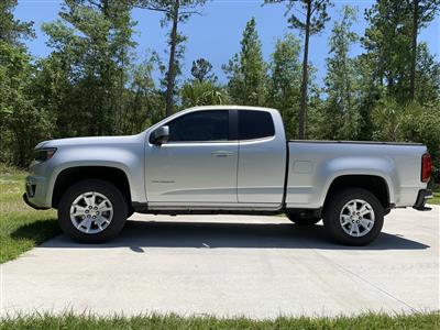 2018 Chevrolet Colorado lease in Crawfordville,FL - Swapalease.com
