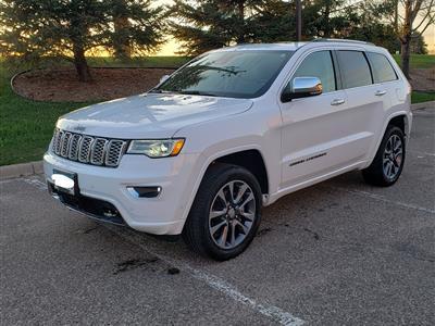 2018 Jeep Grand Cherokee lease in Woodbury,MN - Swapalease.com