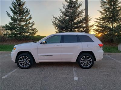 2018 Jeep Grand Cherokee lease in Woodbury,MN - Swapalease.com