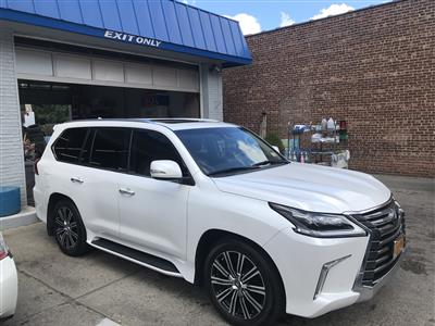 2018 Lexus LX 570 lease in White Plains,NY - Swapalease.com