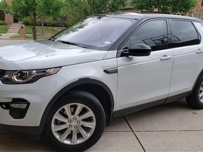2018 Land Rover Discovery Sport lease in Frisco,TX - Swapalease.com