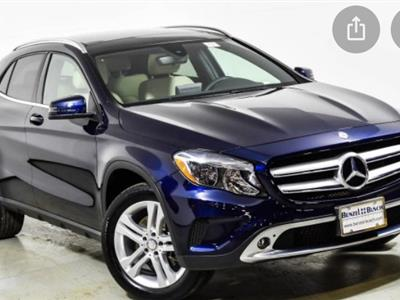 2018 Mercedes-Benz GLA SUV lease in San Francisco,CA - Swapalease.com