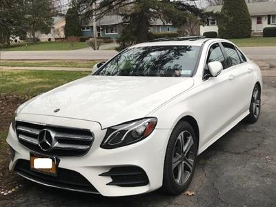 2018 Mercedes Benz E Cl Lease In Rochester Ny Swapalease