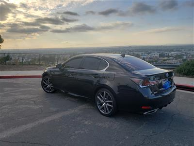 2018 Lexus GS 350 F Sport lease in Long Beach,CA - Swapalease.com