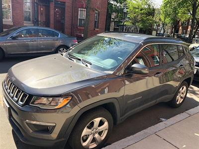 2018 Jeep Compass lease in South End,MA - Swapalease.com
