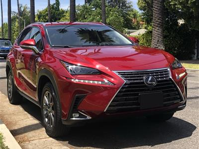 2018 Lexus NX 300 lease in Beverly Hills,CA - Swapalease.com