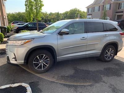 2018 Toyota Highlander lease in South Plainfield,NJ - Swapalease.com