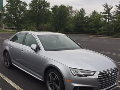 2018 Audi A4 lease in Plymouth Meeting,PA - Swapalease.com