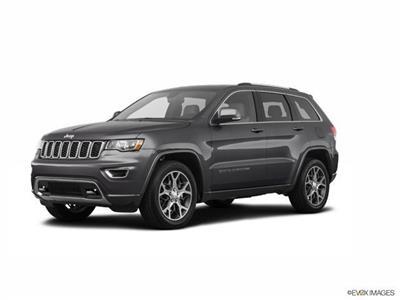 2018 Jeep Grand Cherokee lease in Farmington Hills,MI - Swapalease.com