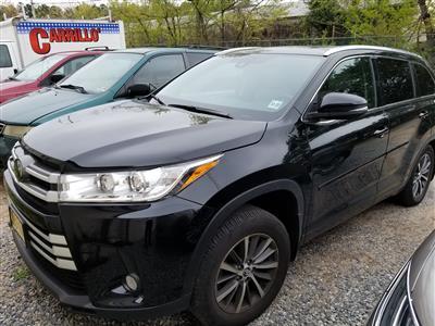 2018 Toyota Highlander lease in LAKEWOOD,NJ - Swapalease.com
