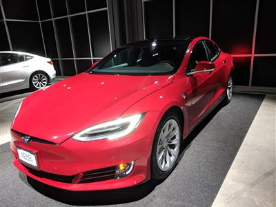 2017 Tesla Model S lease in MOUNTAINVIEW,CA - Swapalease.com