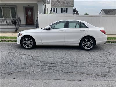 2018 Mercedes-Benz C-Class lease in Easton,PA - Swapalease.com