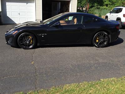 2017 Maserati GranTurismo lease in Hillsborough,NJ - Swapalease.com