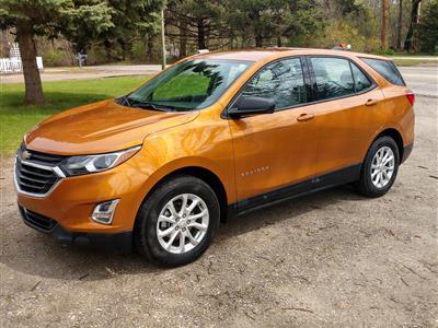 2018 Chevrolet Equinox lease in Fenton,MI - Swapalease.com