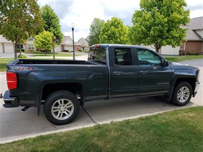 2018 Chevrolet Silverado 1500 lease in Milford,MI - Swapalease.com