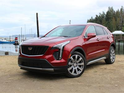 2019 Cadillac XT4 lease in Mays Landing,NJ - Swapalease.com