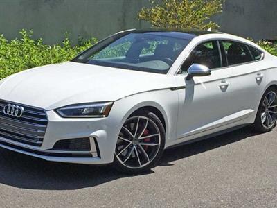 2018 Audi S5 Sportback lease in Houston,TX - Swapalease.com