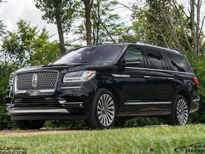 2018 Lincoln Navigator L lease in Dayton,OH - Swapalease.com