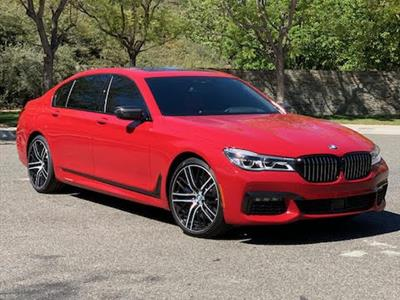 2018 BMW 7 Series lease in Canoga Park,CA - Swapalease.com