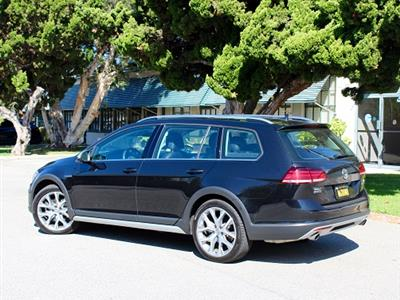 2018 Volkswagen Golf Alltrack lease in Santa Monica,CA - Swapalease.com