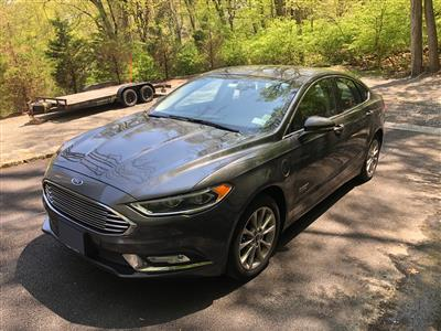 2017 Ford Fusion Energi lease in KATONAH,NY - Swapalease.com