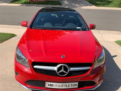 2019 Mercedes-Benz CLA Coupe lease in Littleton,CO - Swapalease.com