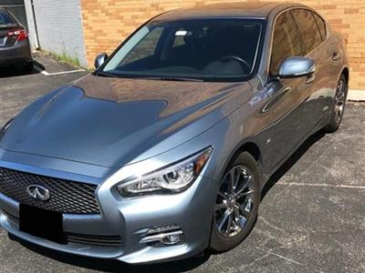 2017 Infiniti Q50 lease in Chicago,IL - Swapalease.com