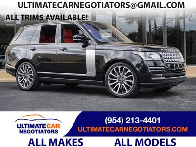 2020 Land Rover Range Rover lease in Fort Lauderdale,FL - Swapalease.com