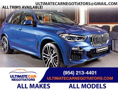 2019 BMW X5 lease in Fort Lauderdale,FL - Swapalease.com