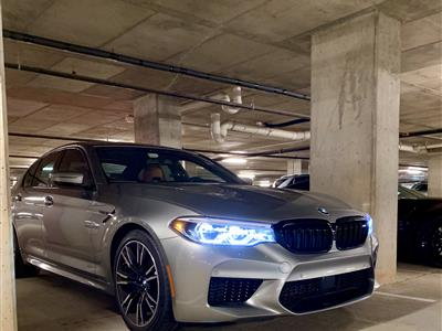 2018 BMW M5 lease in Charlotte,NC - Swapalease.com