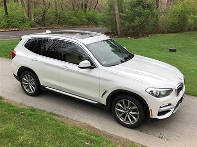 2018 BMW X3 lease in Andover,MA - Swapalease.com