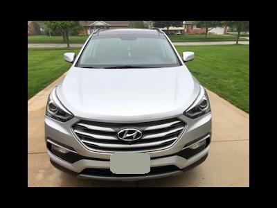 2018 Hyundai Santa Fe lease in Mentor,OH - Swapalease.com