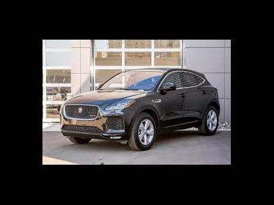 2018 Jaguar E-PACE lease in Sausalito,CA - Swapalease.com