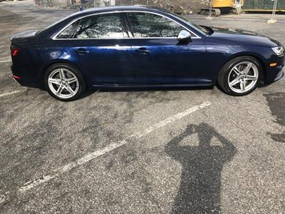 2018 Audi S4 lease in Hartsdale,NY - Swapalease.com