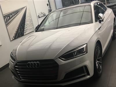 2018 Audi S5 Coupe lease in Gardena,CA - Swapalease.com